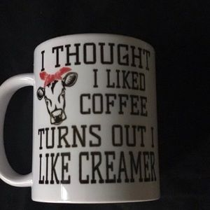 Other - Heifer coffee mug